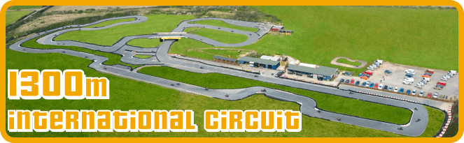St Eval race track Adrenalin holiday activities near Meadowview Cottage North Cornwall