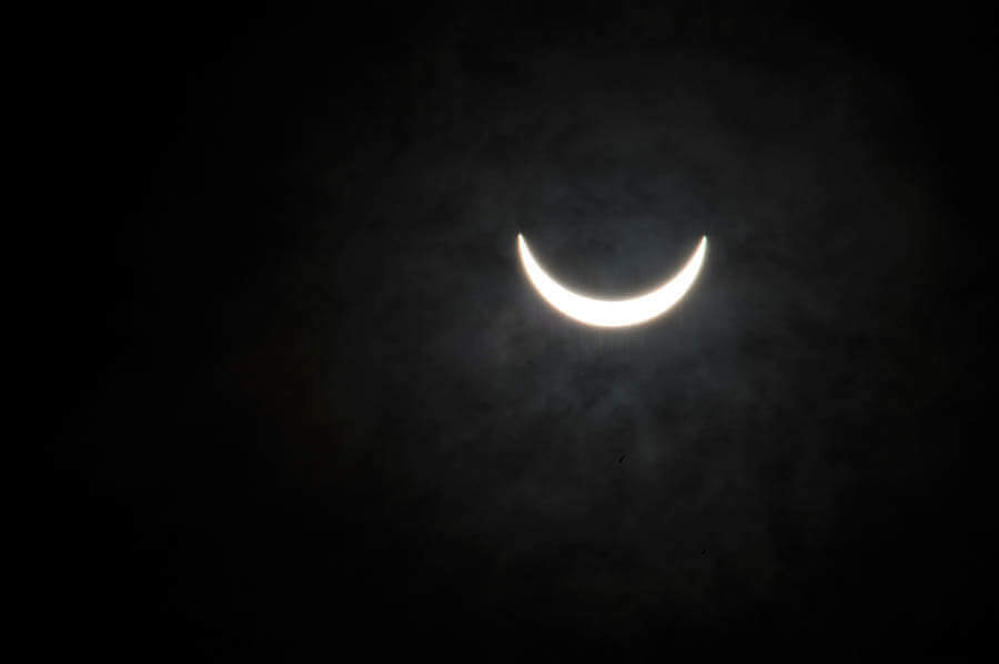 Total Solar Eclipse North Cornwall 2015