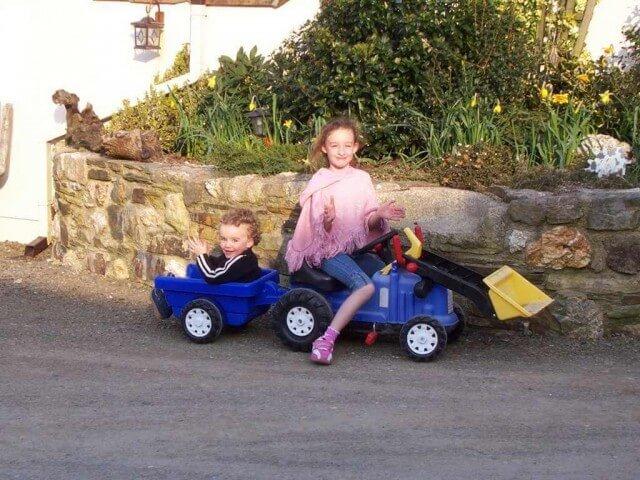 Baby Toddler Child friendly Luxury Cottage Cornwall