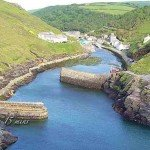 Elizabethan harbour at Boscastle, 15 mins from Meadowview Cottage. Stunning coastal walks from here 15 mins from our luxury cottage Cornwall