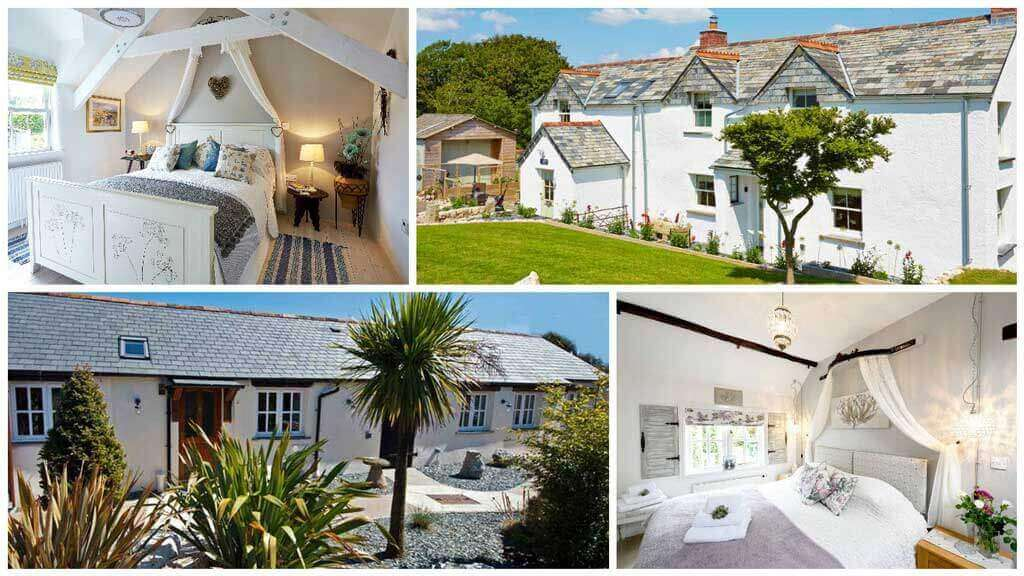 Luxury cottages Cornwall available for large group holiday accommodation