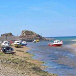 Bude beach one of two at Bude, North Cornwall 20 mins from our luxury cottage Cornwall
