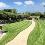 Immaculate gardens for your exclusive use at our luxury cottage Cornwall