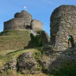 The Norman Castle, in the old market town of Launceston once the Capital of Cornwall 15 mins from our luxury cottage Cornwall