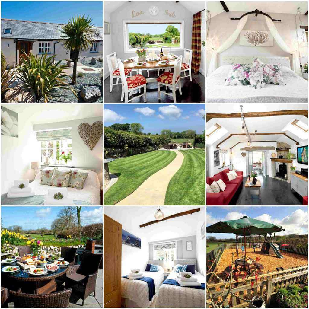 Meadowview Cottage Cornwall. For a luxury cottage Cornwall holiday
