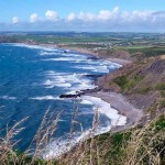 Fabulous coastal footpaths along the North Cornwall coast Widemouth Bay near Bude also great for surfing, coastal walking and swimming 15 mins from our luxury cottage Cornwall