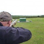 Clay shooting Adrenalin holiday activities near Meadowview Cottage North Cornwall
