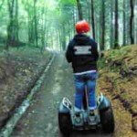 Segway Adrenalin holiday activities near Meadowview Cottage North Cornwall
