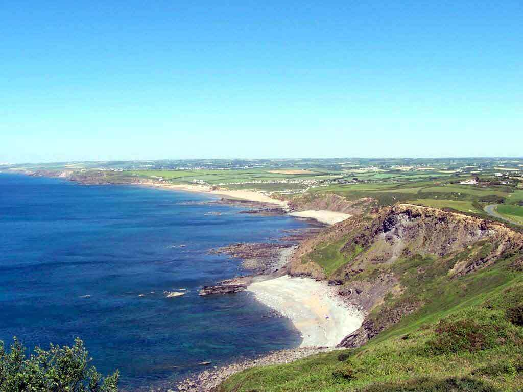 North Cornwall's coastline provides fabulous coastal walks near our luxury cottage Cornwall