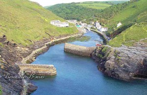 luxury Cornwall self catering near Boscastle Harbour 15 mins from our luxury holiday cottages Cornwall a luxury cottage Cornwall