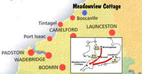 Meadowview Cottage Close to most major UK cities and towns